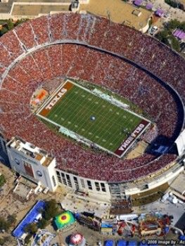 Cotton Bowl Red River Shootout Pictures Red River Rivalry Cotton Bowl Texas Longhorns Football