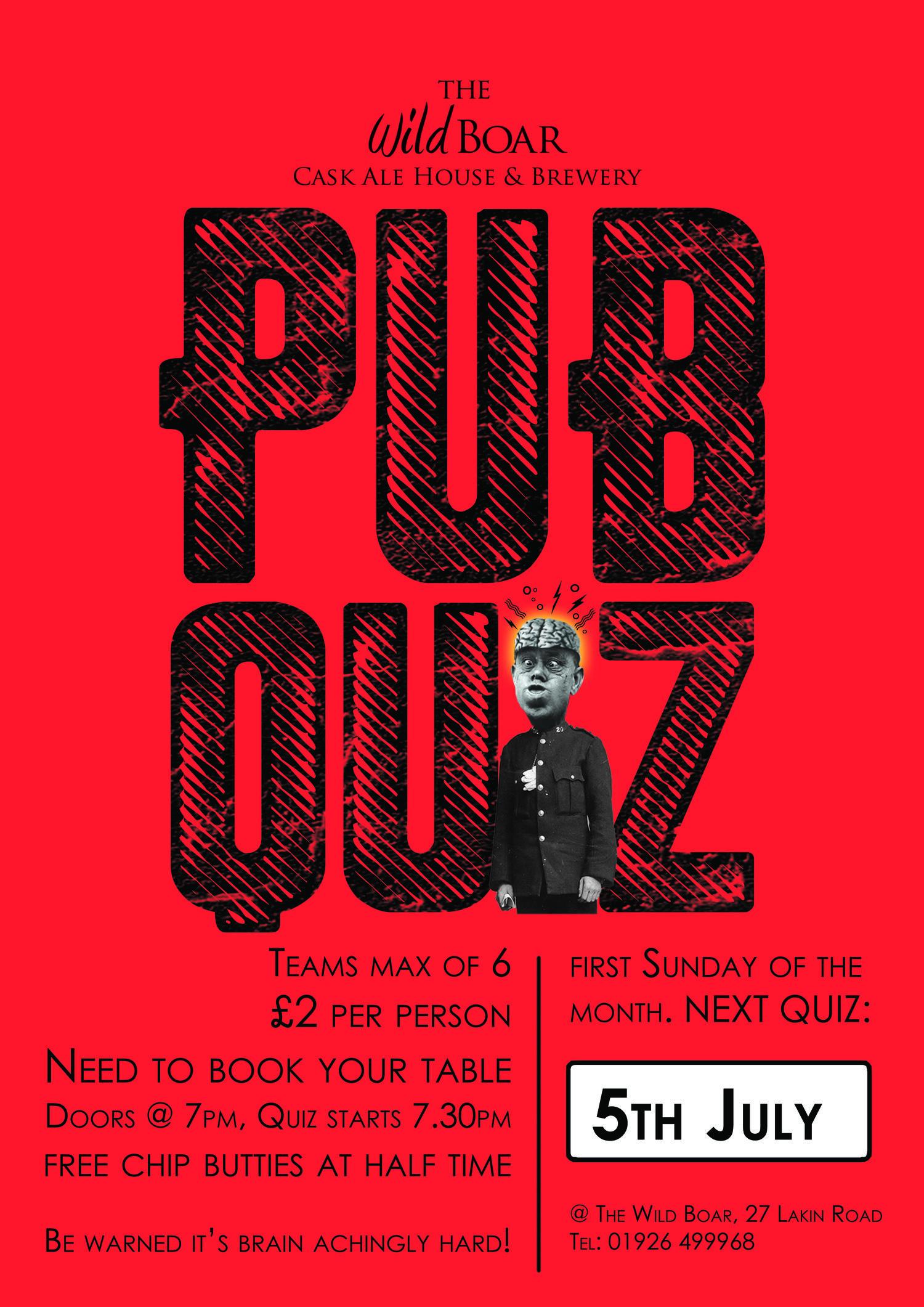 Bilderesultat for quiz poster pub graphic design | iqs | Pinterest