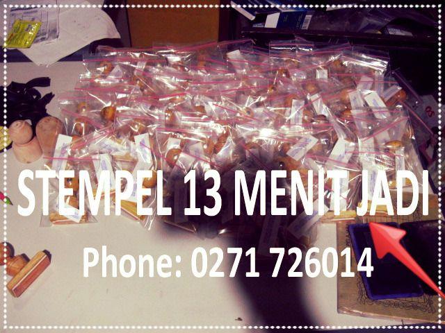 Fadjar Stempel On Instagram This Is Stamp Stamp Digawe Ning Jl Kediri Utara 1 No 13 Bonorejo Gg 5 Nusukan Banjarsari Sol Instagram Instagram Posts Post