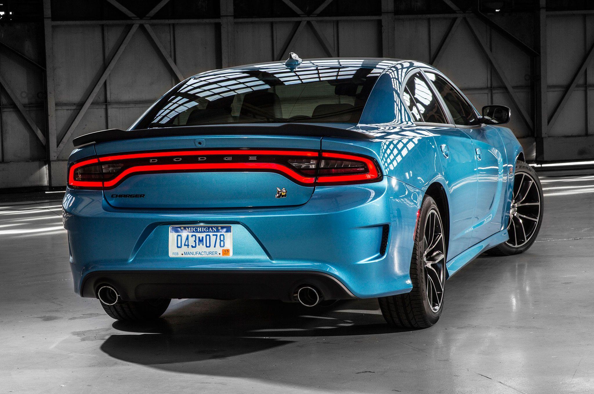 2015 Dodge Charger Scat Pack B5 Blue Cars Pinterest
