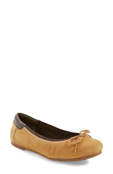 14b896194c4 Timberland  Ellsworth  Ballerina Flat available at  Nordstrom ...