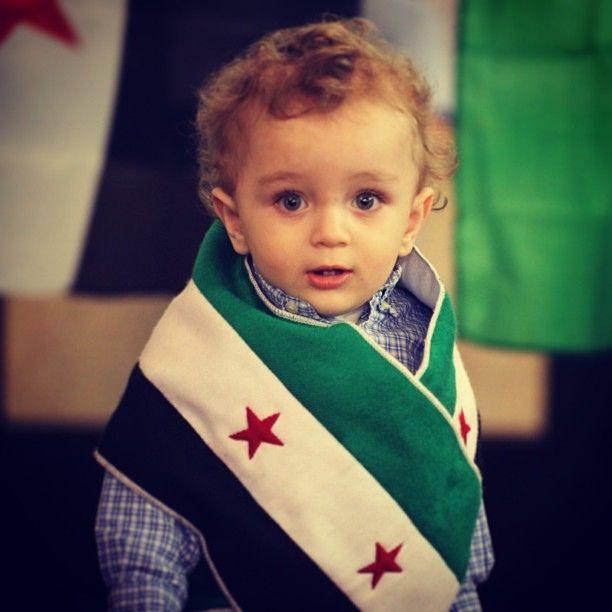 #SpeakUp4SyrianChildren #syrie #syria Le futur de la Syrie est dans leurs yeux