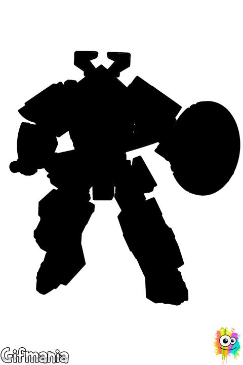 Megazord samurai gifig pins samurai power rangers - Coloriage rangers samurai ...