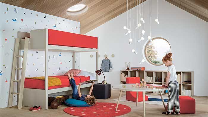 Arredamento Montessori ~ Cameretta di nidi lartdevivre arredamento online kid