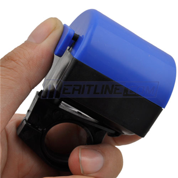 Bicycle/Bike Loud Electronic Bell Ring Horn, Blue