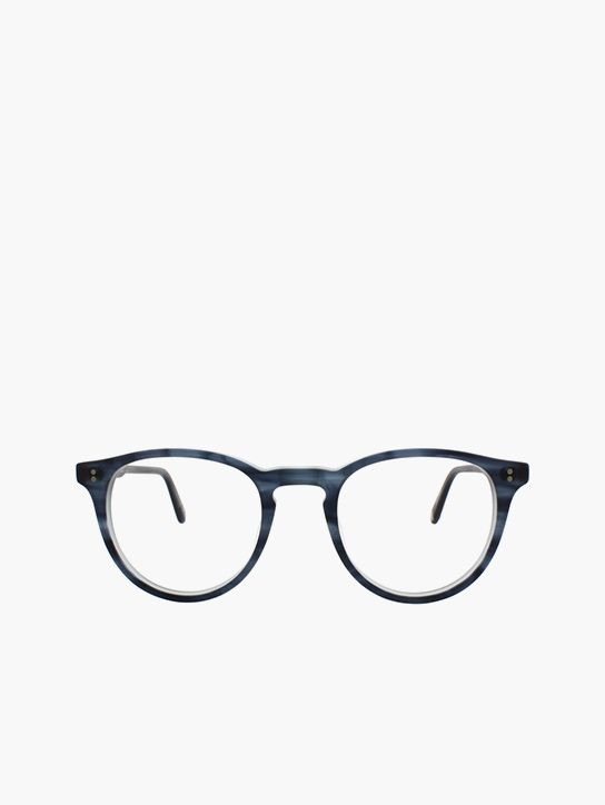 The Milwood unisex eyeglass frames are an original design, combining GLCO s  signature thin acetate with abce75f2294e