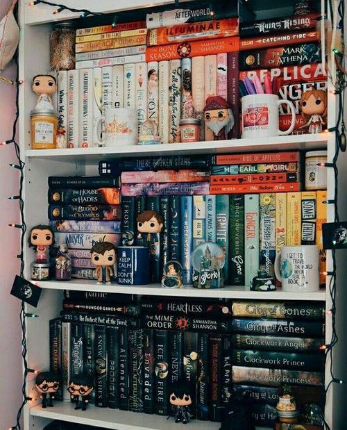 Bookshelf Inspiration Book Aesthetic Shelfie I Love Books To Read