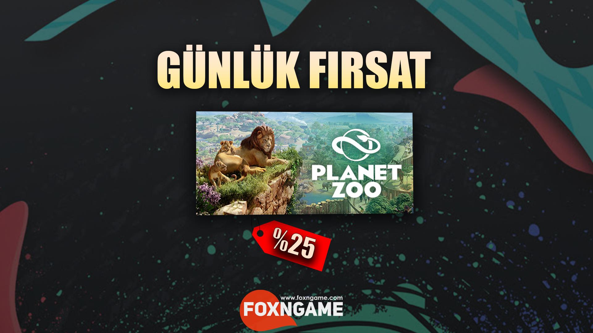 Zoo Satın Al 25 İndirimli Steam Oyunu FOXNGAME