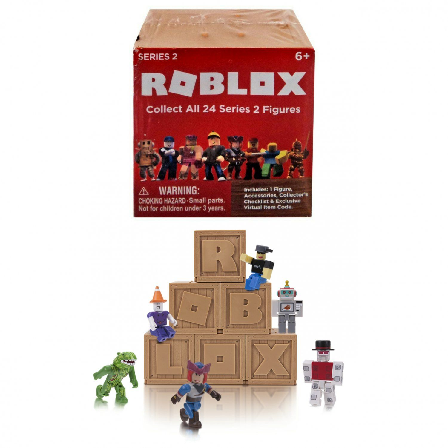 Roblox Mystery Action Figures Series 2 Blind Box