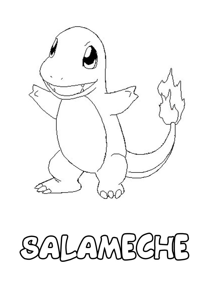 coloriage pokemon feunnec Plus