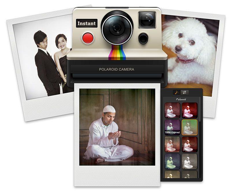 Instant The Polaroid App | iPhone Camera Stuff | Pinterest ...