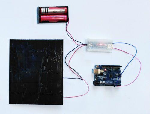 Kit Diy Solar Charger Power Arduino Autonomo Autonomous