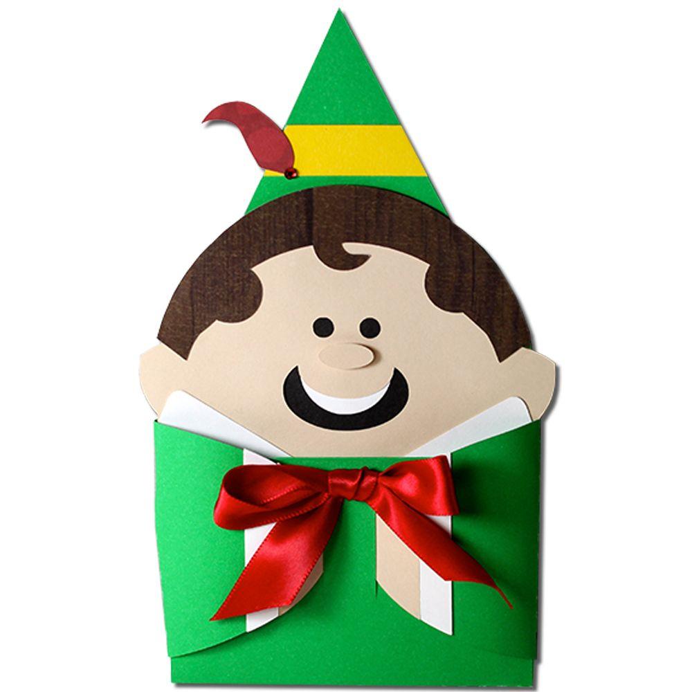 Elf hug gift card holder gift card holder hug gifts