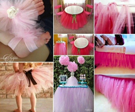 No sew tutu valances - lots of free tutorials and patterns in our ...