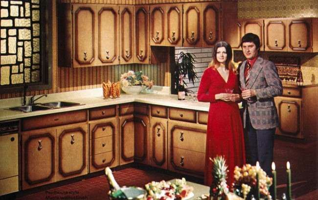kitchen (1) | Année 1970 | Pinterest | 1970s kitchen and Nostalgia