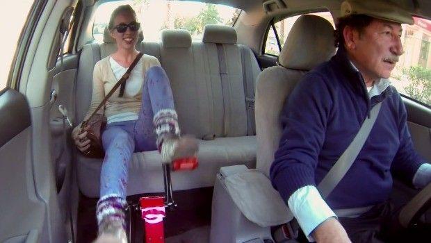 Coca-Cola crea un taxi perfecto para evitar el sedentarismo