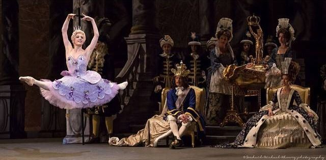 Sleeping Beauty ballet!
