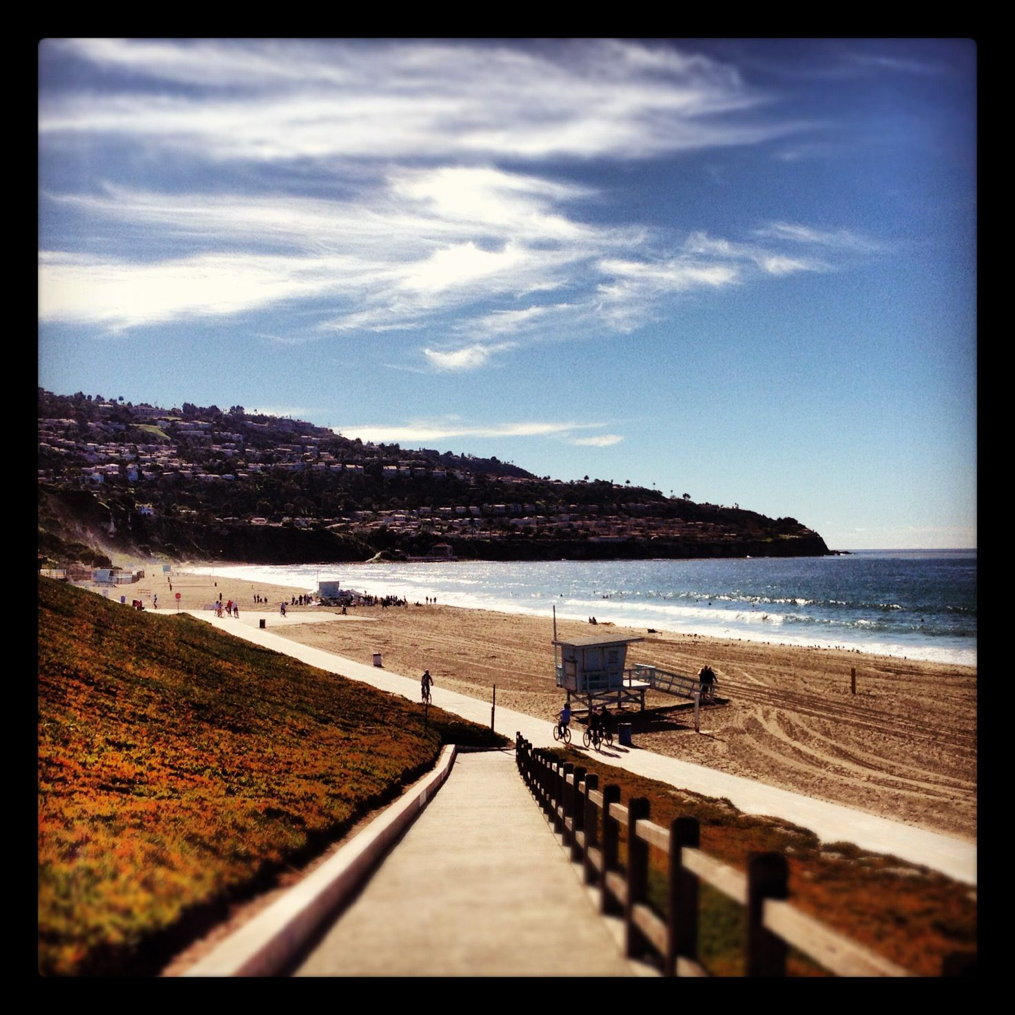 North Redondo Beach: Country Roads, Places To