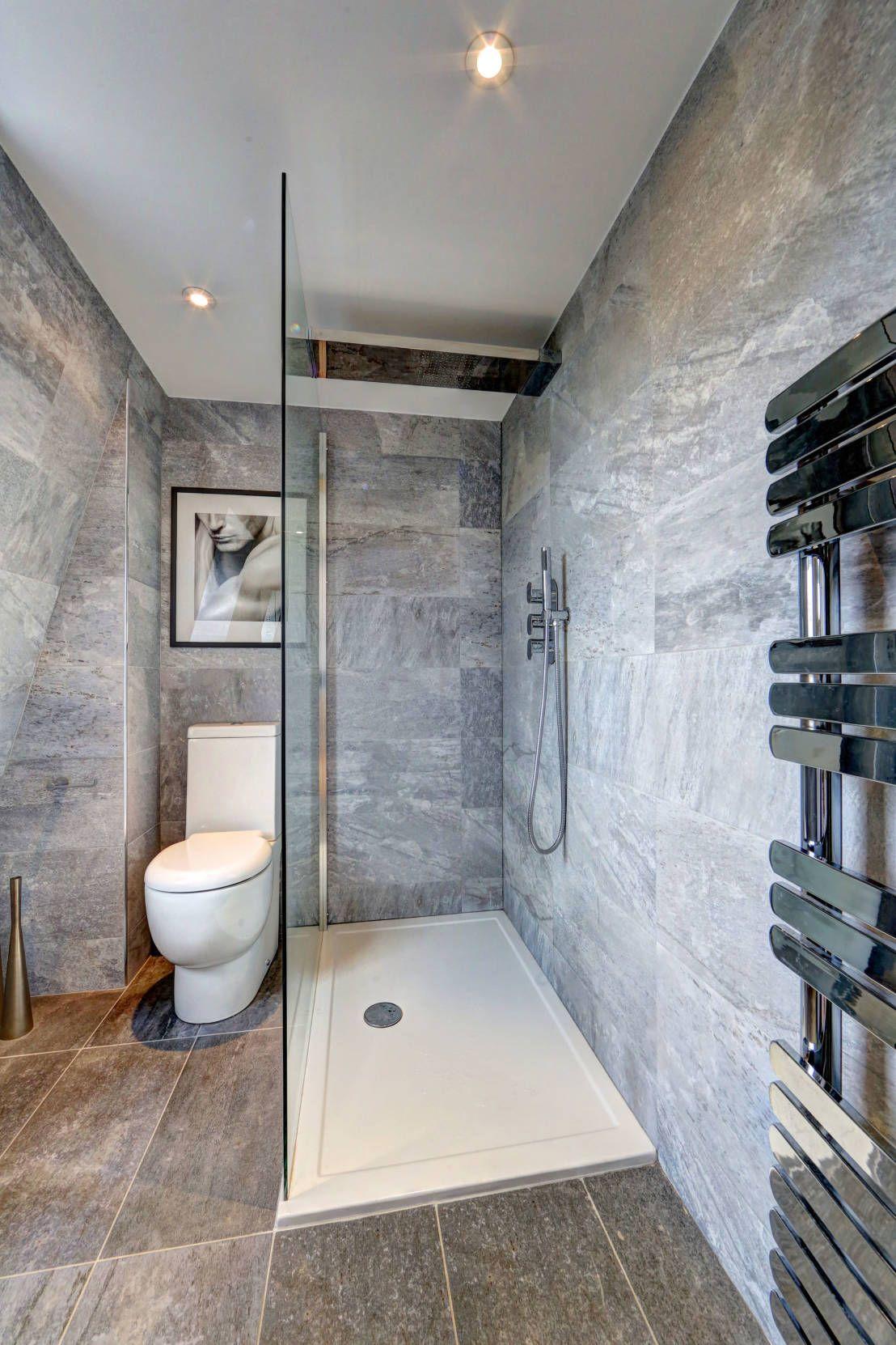 The secret loft conversion | Small bathroom renovations ...