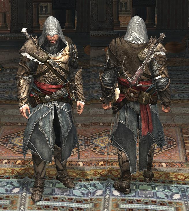 Assassin S Creed Revelations Sepahi Armor Assassins Creed