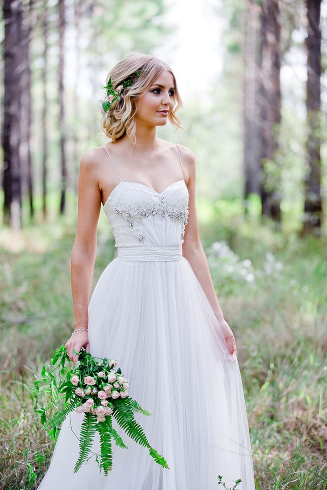20 awesome rustic wedding dresses ideas you will love it