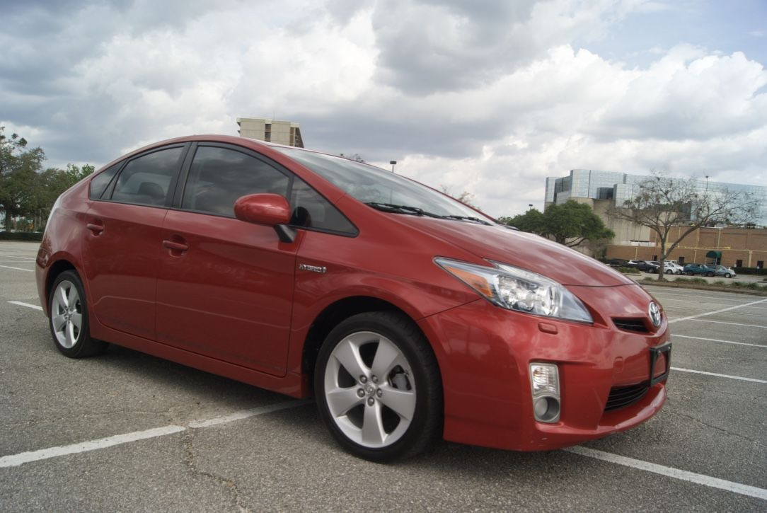 2011 Toyota Prius Hybrid Five V WorldTranssport Corp