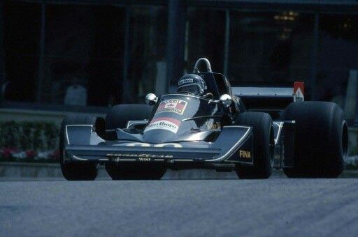 Jacky Ickx FW / Hesketh 308C Monaco 1976