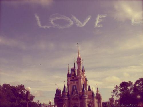 Disney Love♡
