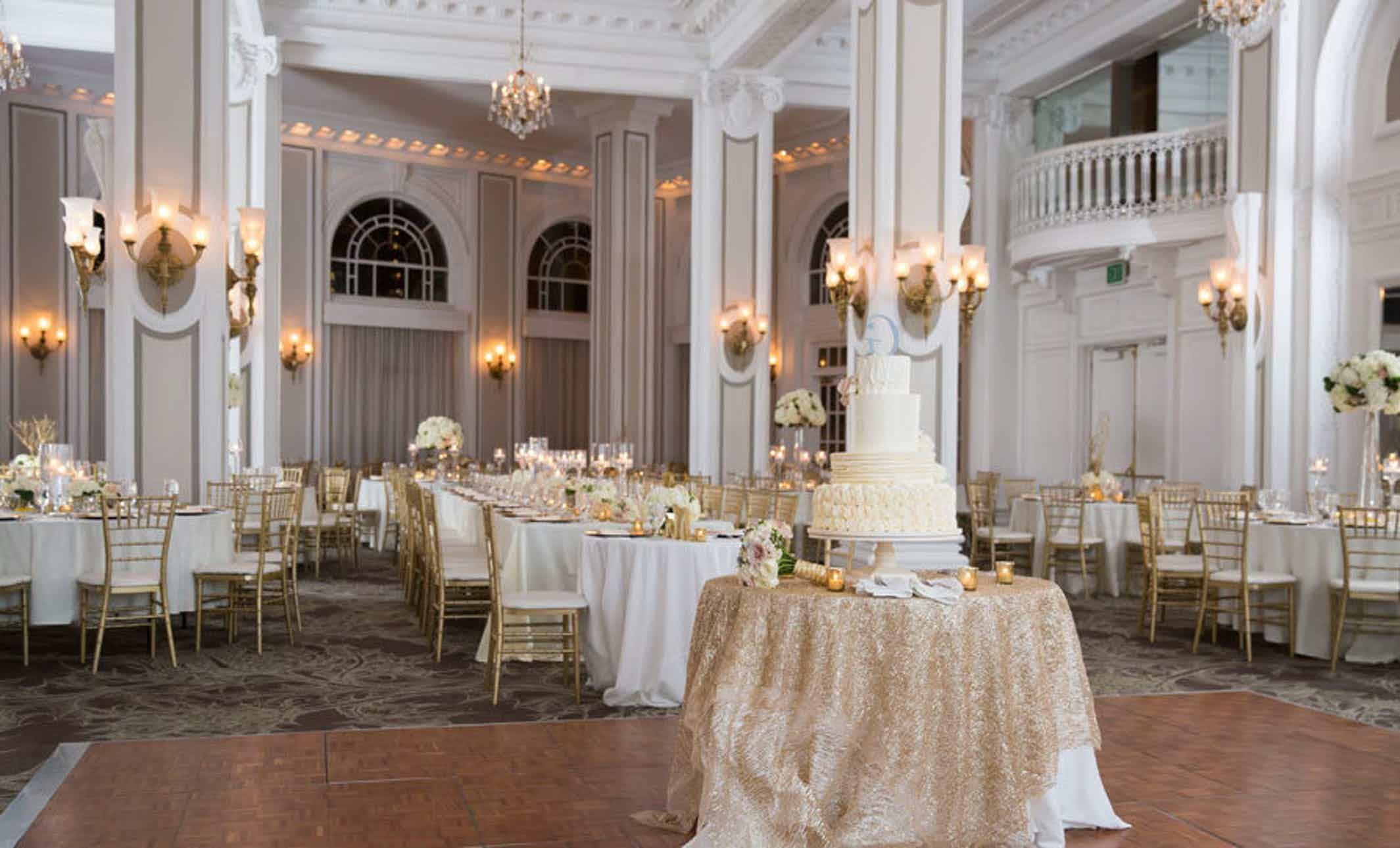 Terrace Hotel Atlanta Wedding Venues Midtown