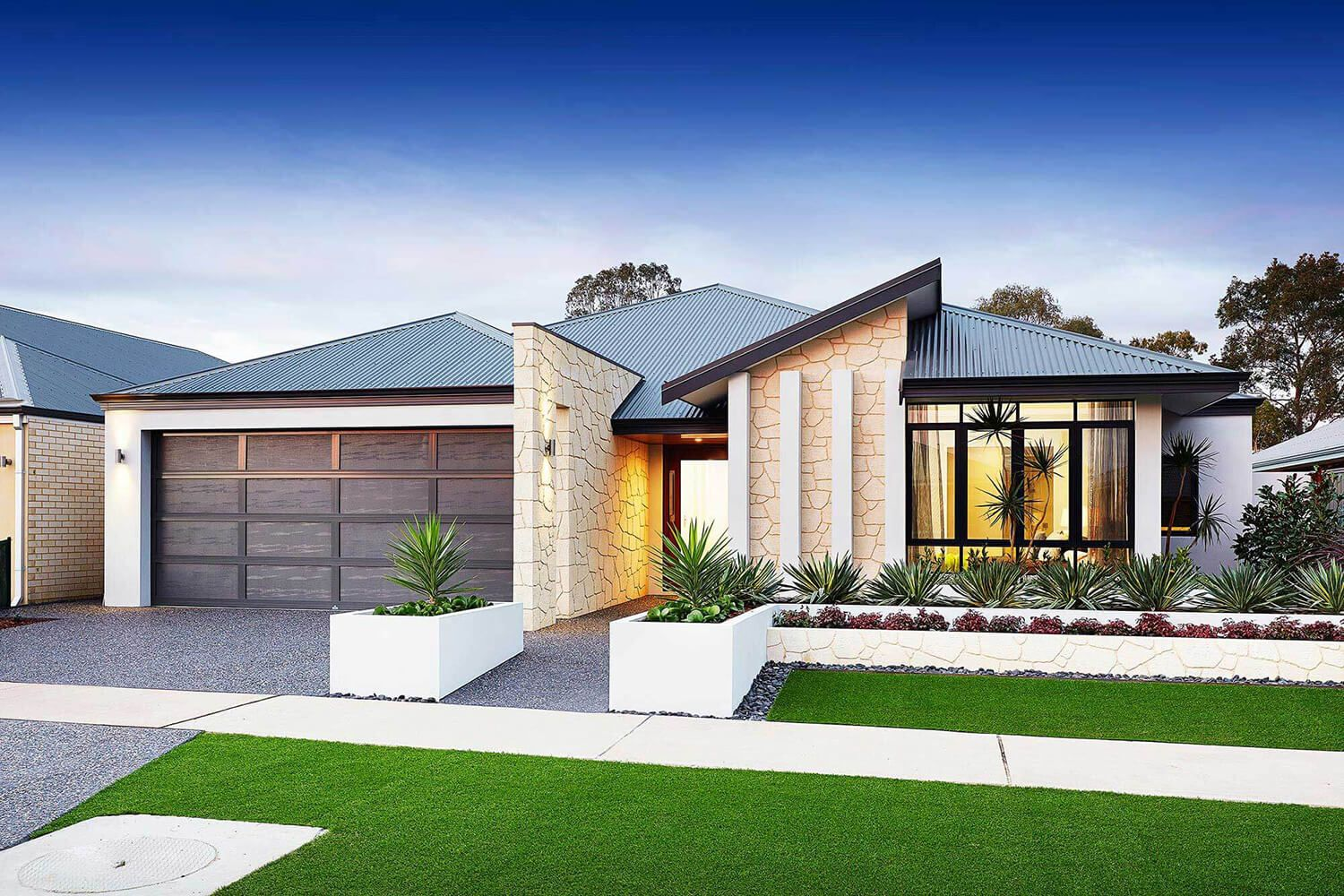 The norfolk norfolk perth and bedrooms the norfolk blueprint homes malvernweather Gallery