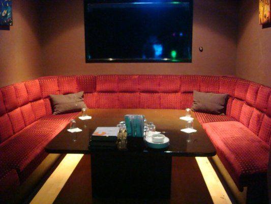 Typical Japanese Karaoke Room Karaoke Room Japanese Room Interior Concept
