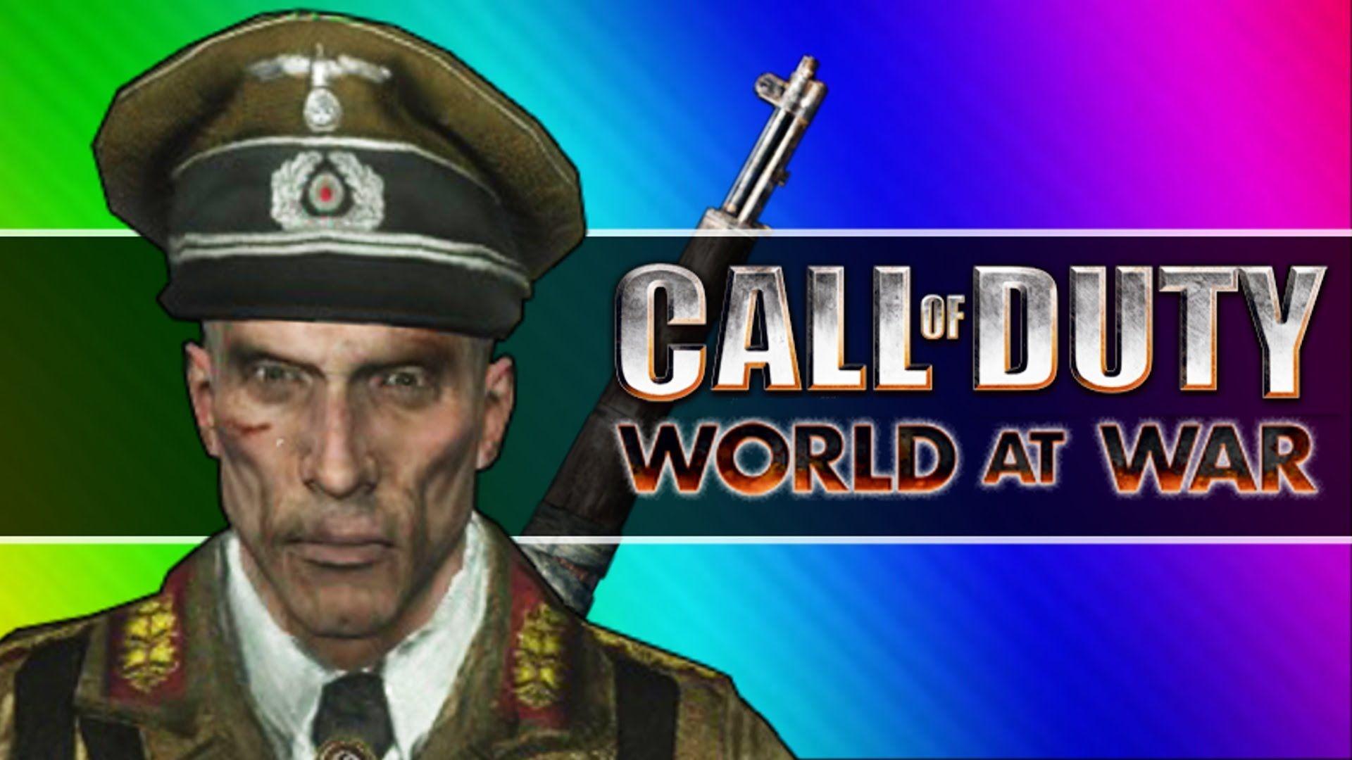 http://heysport.biz/ Zombie Walk! (Call of Duty WaW Zombies Funny ...