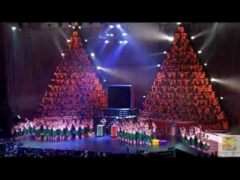 2011 singing christmas trees first baptist of orlando christmas programchristian musicsingingorlandochristmas