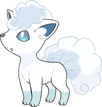 Thoughts On Alolan Form Vulpix Pokemon Sun And Moon Pokemon Cute Pokemon Wallpaper Pokemon Alola
