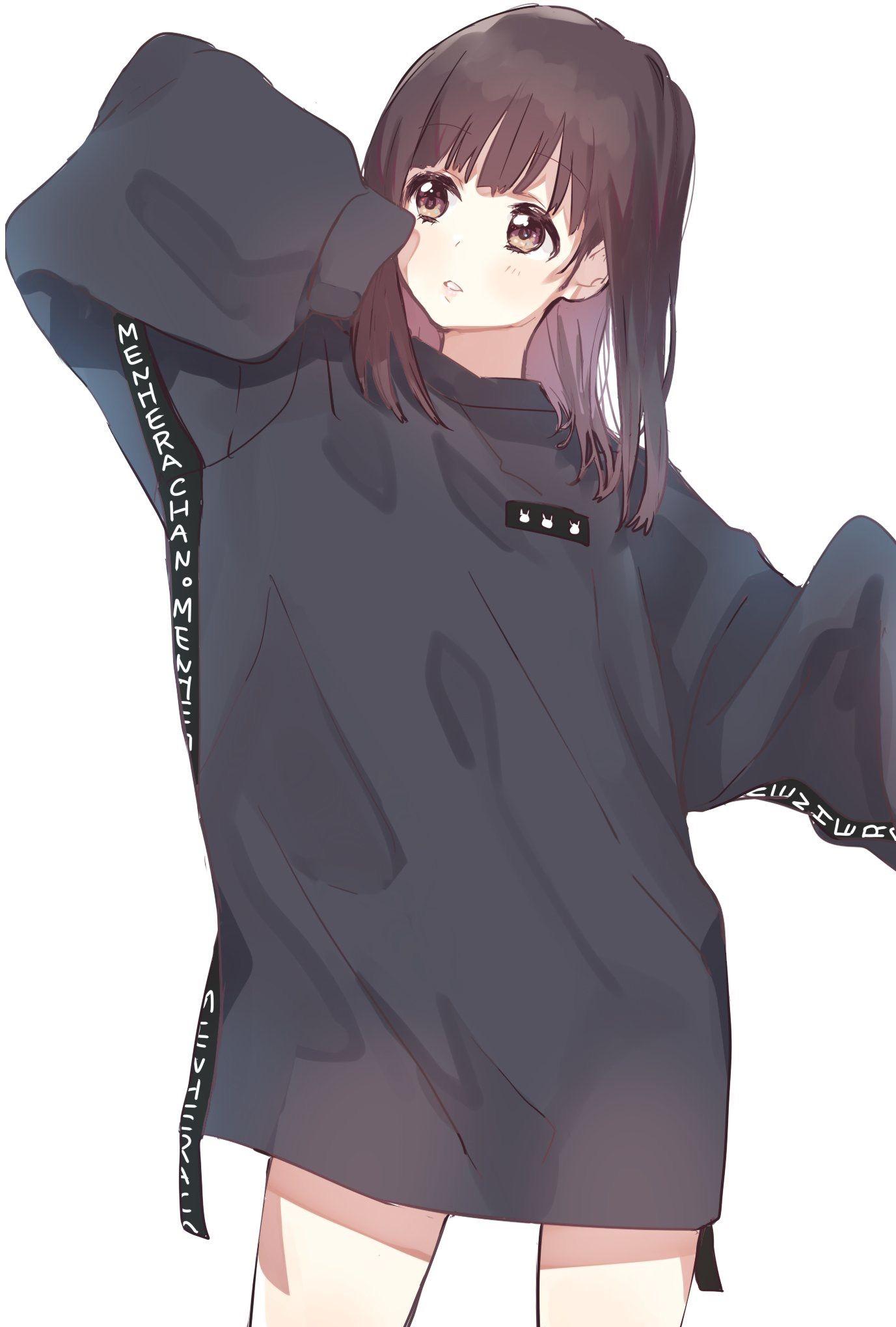 Pin Oleh Hanajoutouchi Di Menhera Chan Gadis Animasi Gambar Manga Gadis Manga