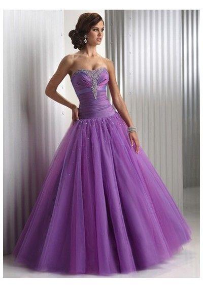 Purple Prom Dress Lilac Prom Dresses Purple Evening Dress