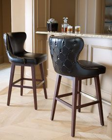 Dining Room Furniture Dining Room Decorating Ideas Traditional Bar Stool Bar Stools Eclectic Dining Chairs Black leather bar stool