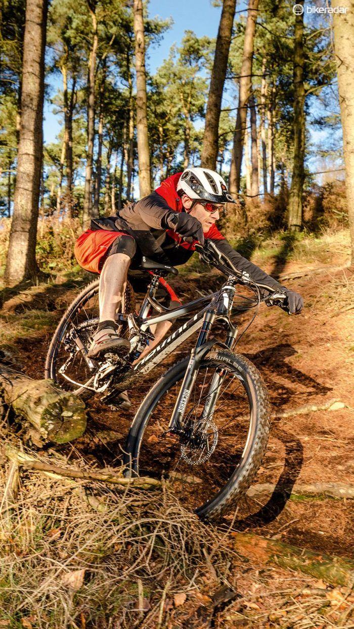 Devinci Troy Carbon Xp Video Review Cannondale Mountain Bikes