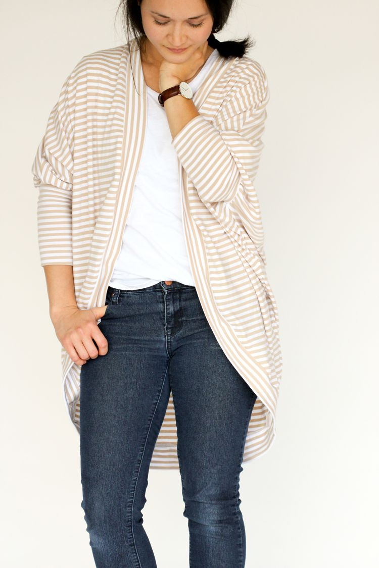 Carrie Cardigan Pattern – The Sew What Club | patrones | Pinterest ...