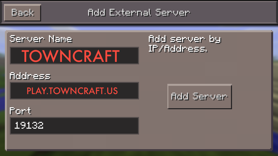 good minecraft pe servers - Google Search | Minecraft | Pinterest ...