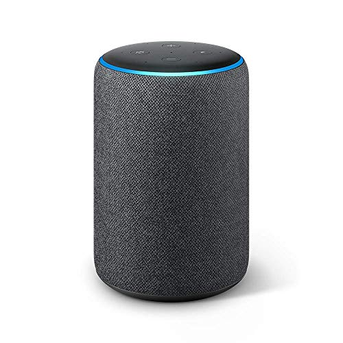 Echo Plus 2nd Gen Premium Sound With Built In Smart Home Hub Charcoal Feedlinks Net Global Site Alexa Speaker Smart Home Cool Tech Gifts