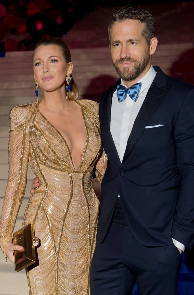 Get the lowdown on Blake Lively and Ryan Reynolds Blake