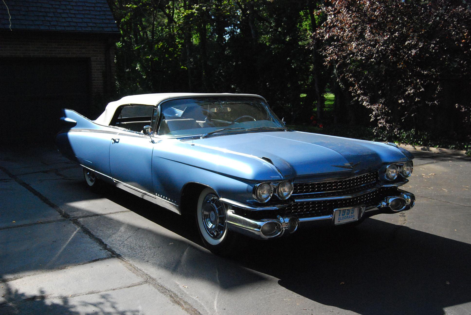 1959 Cadillac Eldorado Biarritz Convertible One Of 99 Built For Sale