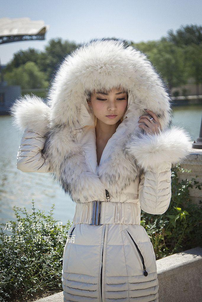Fur Lover | White Furs | Fur, Fur collars y Fur clothing