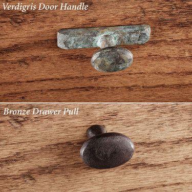 Classique Door Handles and Drawer Pulls
