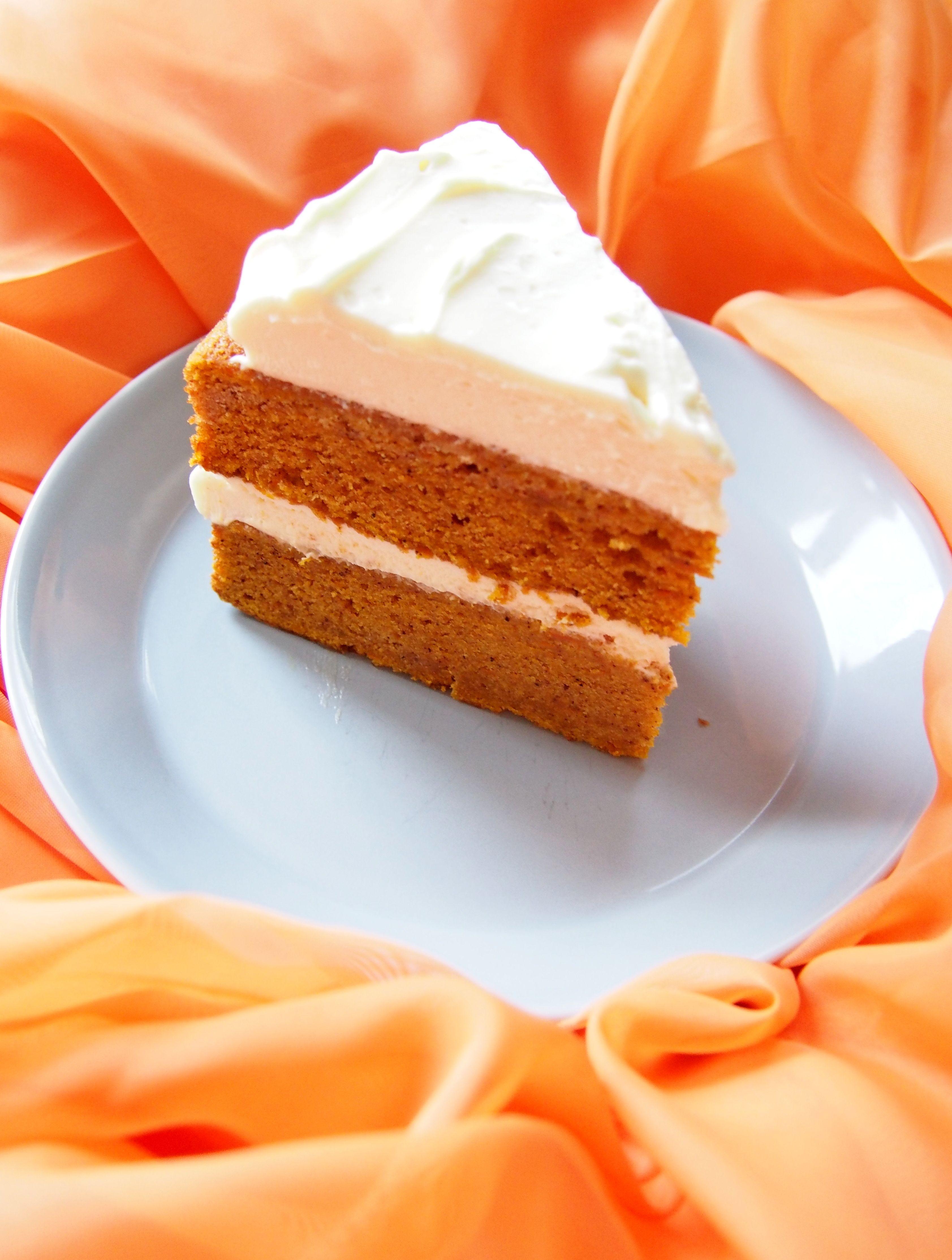 Pumpkin Cake #drsugar