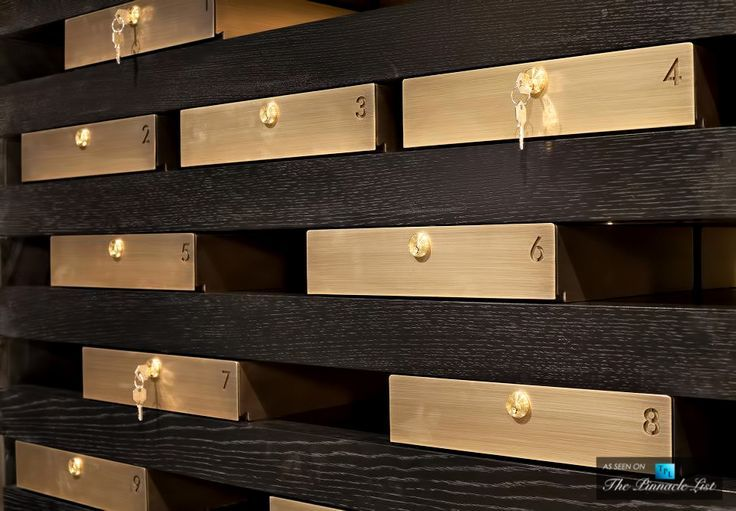 Streamlined Mailboxes Basket Apartments - Google Search | mailbox ...