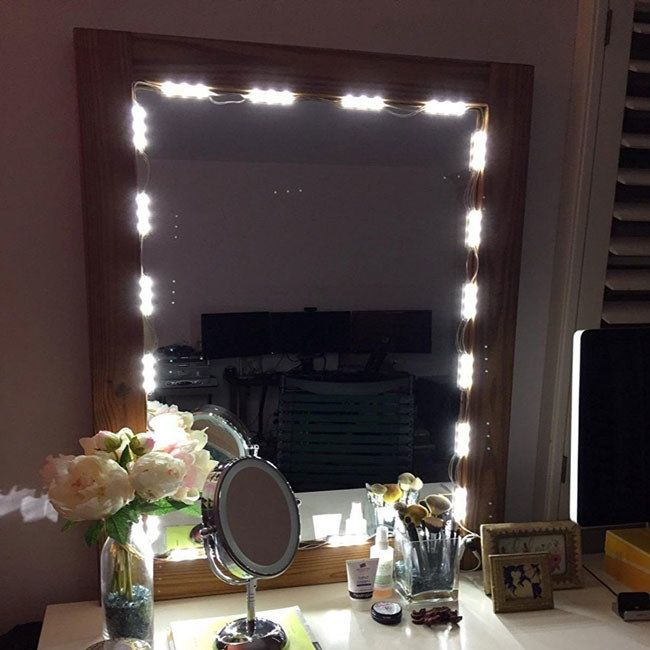A Peel And Stick Led Light Kit For An Easy Diy Project To Brighten