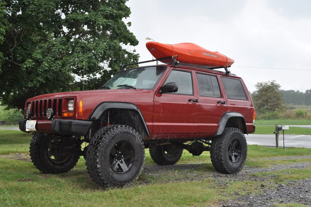 Brian S Build Journal All Purpose Overland Expedition 4runner