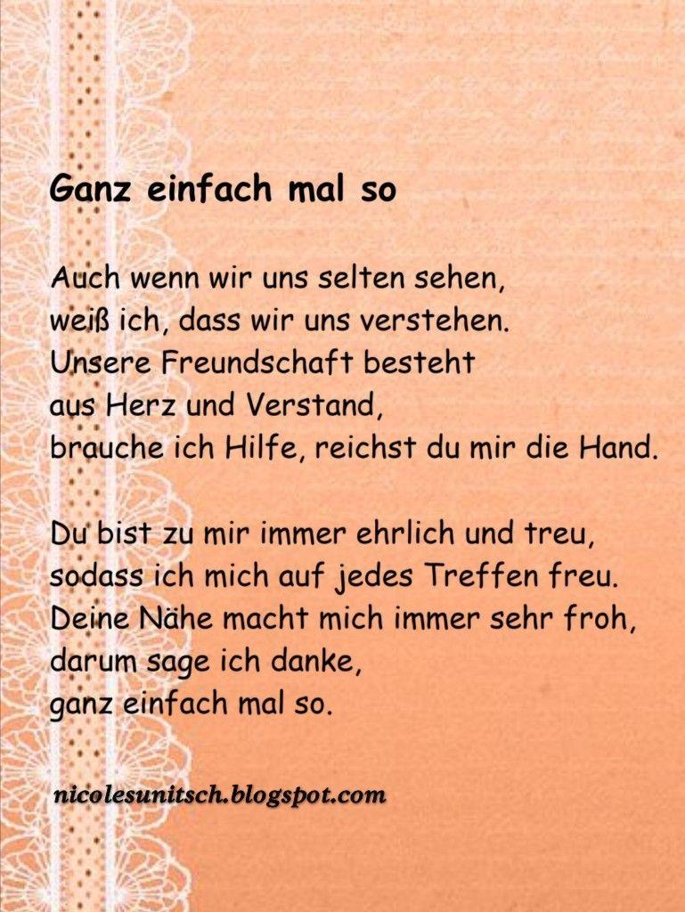 Pin von Gedichte - Nicole Sunitsch auf